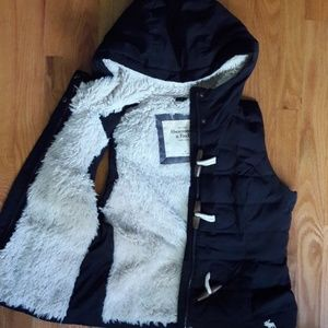 Down Filled Winter Vest